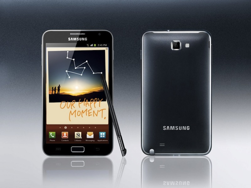 Galaxy Note (Preview)