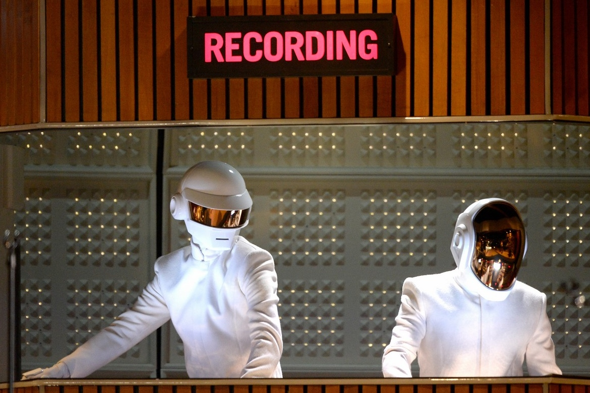 Grammy Awards : le Show des Daft Punk