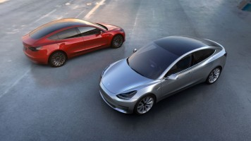 Tesla Model 3 : la revolution c'est maintenant !