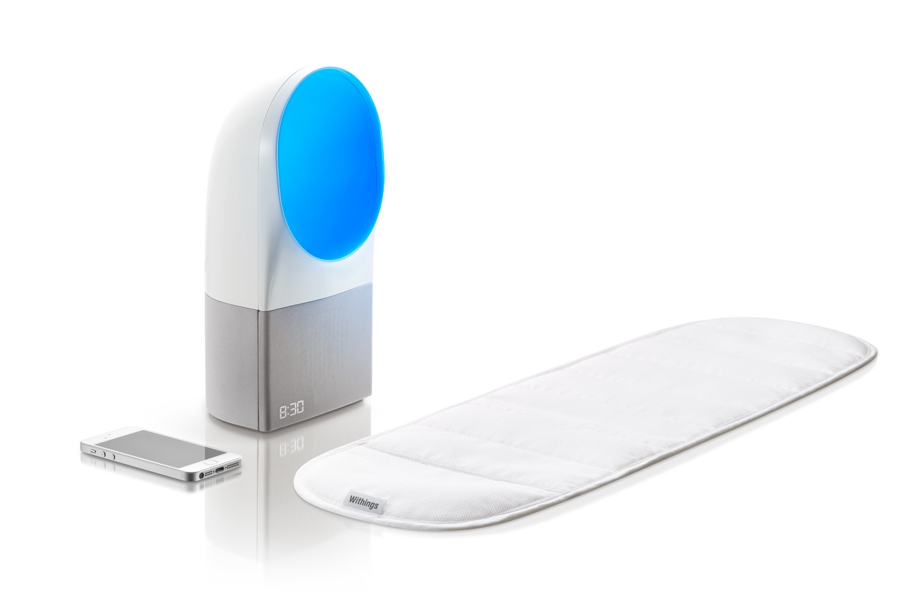 CES 2014 : Aura de Withings