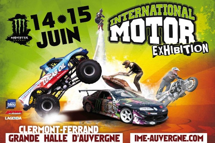 International Motor Exhibition 2014 : You're Welcome !