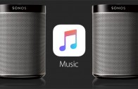 Apple Music arrive sur SONOS